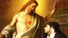 """27.03.2021 """"Tornem os pedidos que o meu filho Jesus fez a nossa filha Santa Margarida Maria Alacoque"""