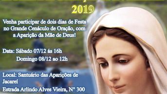 Festa da Imaculada Conceição no Santuário das Aparições de Jacareí