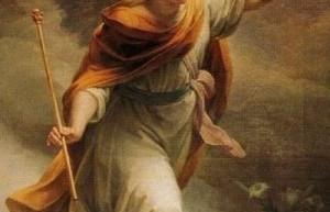 Arcanjo designado por DEUS para conceder a Graça da Obediência