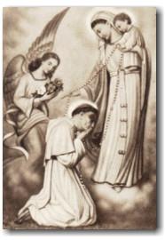Imitem o amor dos Santos...