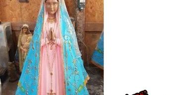 Fábrica de Imagens - Adquira conosco sua imagem religiosa! Imagens LINDAS com preços INACREDITÁVEIS!
