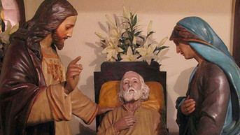 A Santa morte de São José