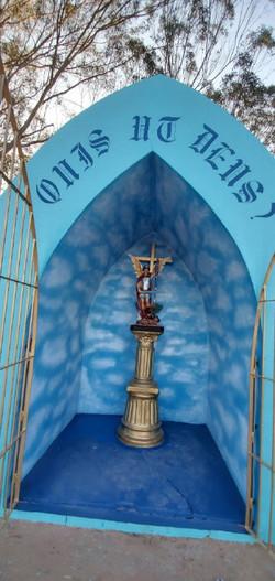 Altar de São Miguel - Monte das Aparições de Jacareí