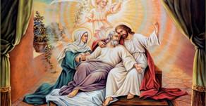 A morte de São José - Maria Cecília Baiji