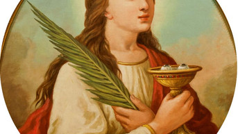 Vídeo - Aparição do dia 06 de janeiro de 2018 - Mensagem de Nossa Senhora e de Santa Luzia