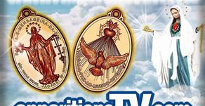 08 de Novembro - Revelação da Santa Medalha da Paz