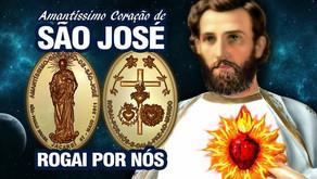 Revelação da Medalha de São José e as 20 promessas - 07 de maio de 2011