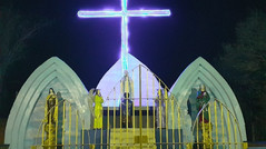 Reforma do Monte Antigo das Aparições - Agradecimento