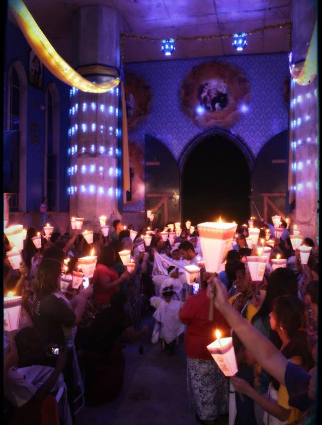 Natal na Capela das Aparições