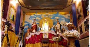 Assista agora - AO VIVO - o Cenáculo em honra a Santa Luzia no Santuário das Aparições de Jacareí
