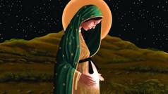 Jacareí, 17 de dezembro de 2017  -Mensagem de Nossa Senhora e de Santa Emília