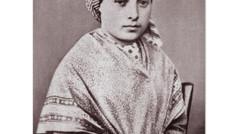 Jacareí, 18 de dezembro - Mensagem de Santa Bernadette destinada ao sr. Carlos Tadeu, pai do vidente