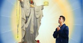 Assista agora - AO VIVO - a transmissão do Cenáculo de Nossa Senhora Rainha e Mensageira da Paz