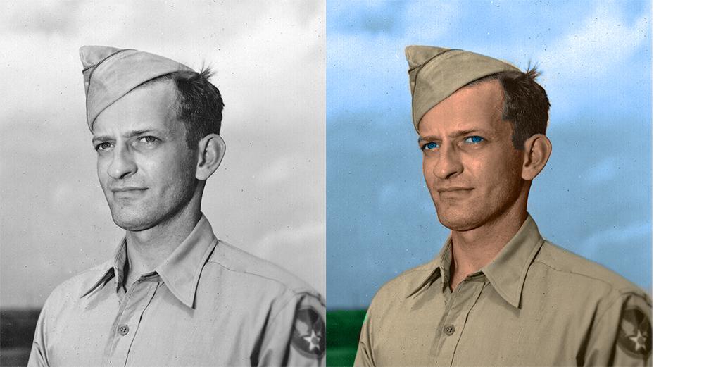 Colorize WW2