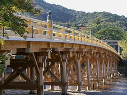 内宮 宇治橋