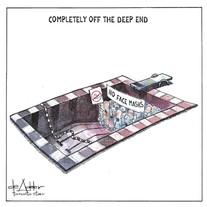Off the Deep End, Toronto Star