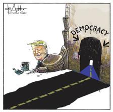 Trump Crime Family, Toronto Star