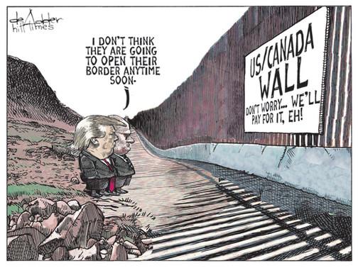 Canada/U.S. Border, Hill Times