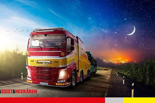 Vill du ha hjälp av vägens hjältar? Teckna vår vägförsäkring!