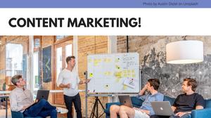 content marketing for dental clinics