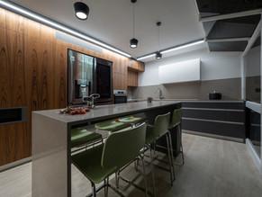 Location: kfar-saba Total floor area: 280 sqm Program: Single family apartment Design & built: 2020-2021