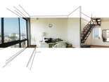 Location: Tel Aviv Total floor area: 90 sqm Program: Single family apartment Design & built: 2005-2006