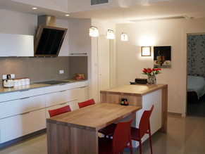 Location: Jerusalem Ramot Golda Total floor area: 115 sqm Program: Single family apartment Design & built: 2014-2015