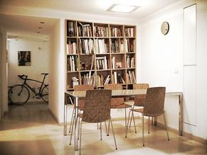 Location: Tel Aviv Total floor area: 79 sqm Program: Single family apartment Design & built: 2006-2007