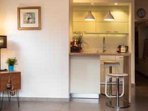 Location: Tel Aviv Total floor area: 85 sqm Program: Single family apartment Design & built: 2015-2016