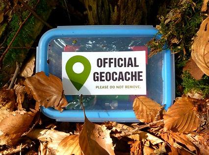 Camping La Seineurie Geocache