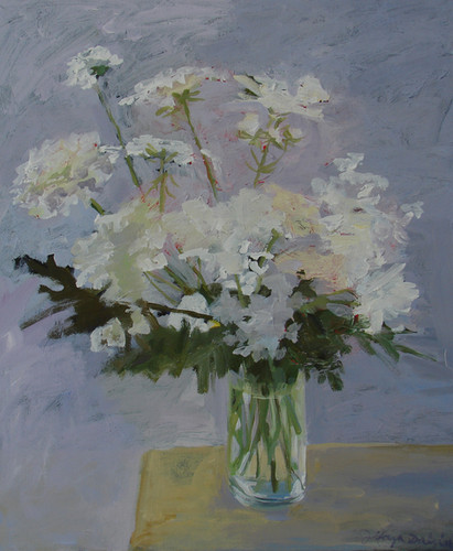 Queen Anne's Lace 24x20