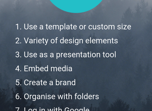 10 reasons why you should be using Canva