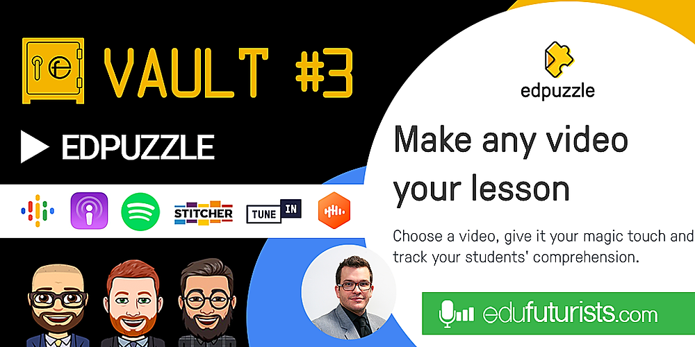EdPuzzle Podcast cover screen