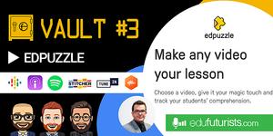 EdPuzzle Podcast cover screen