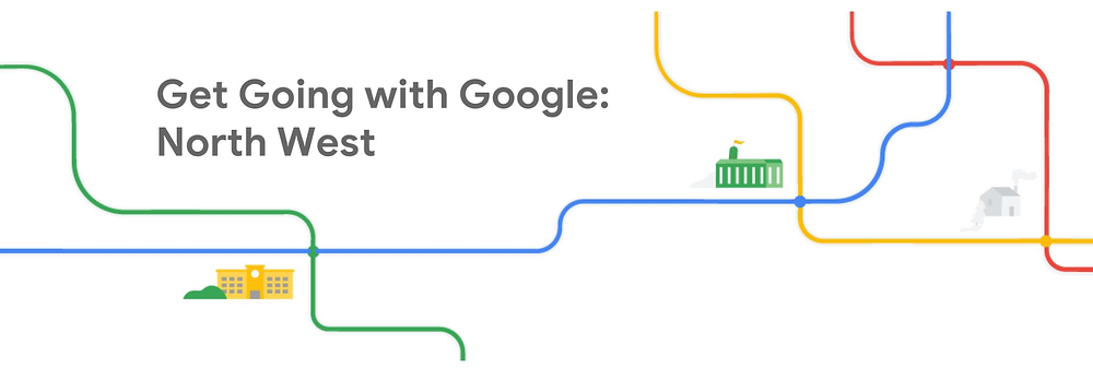Get Going with Google NorthWest Graphic