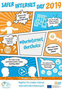 Safer Internet Day questions