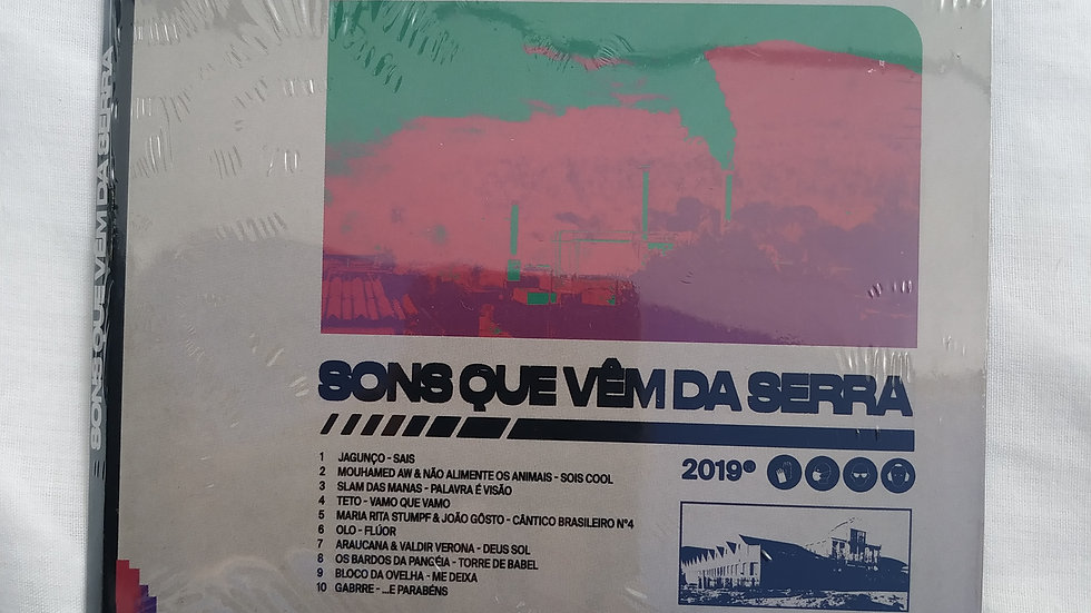 "CD & Revista ""Sons que Vêm da Serra"""