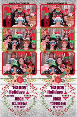 UBCH TCU Holiday Party