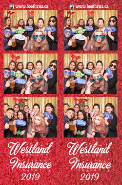 Westland Insurance Holiday Party