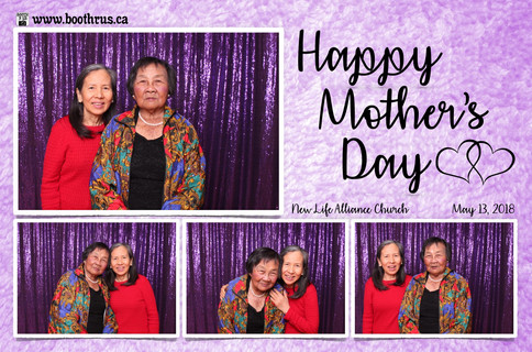 NLAC Mother's Day 2018