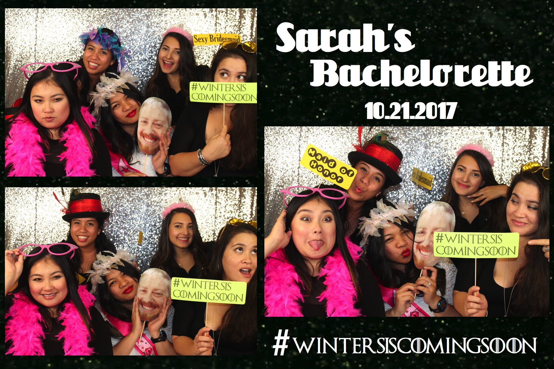 Sarah's Bachelorette