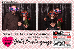 NLAC Post Valentine Celebration