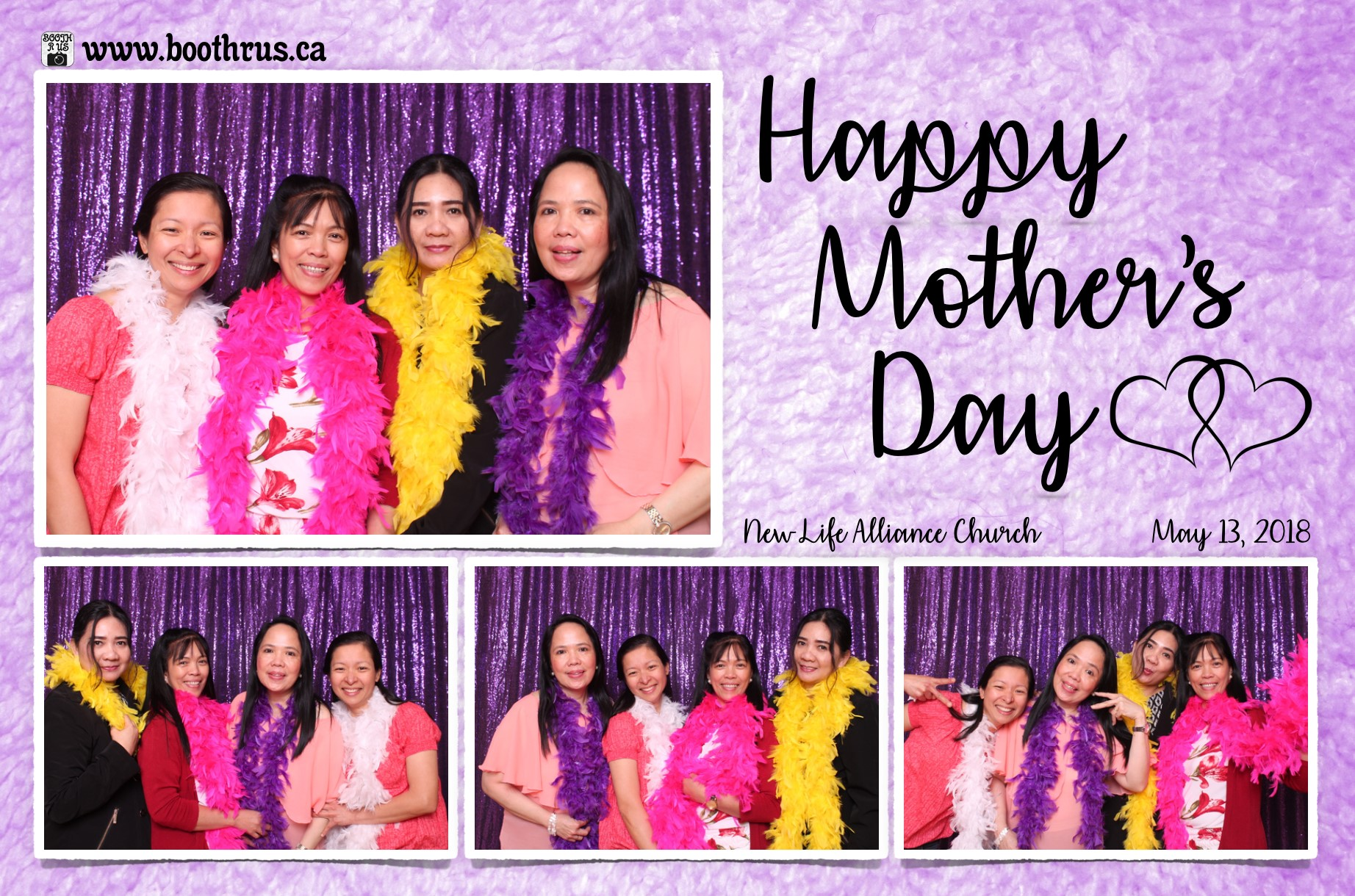 NLAC Mother's Day