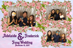 Adelaide & Frederick Fung's Wedding