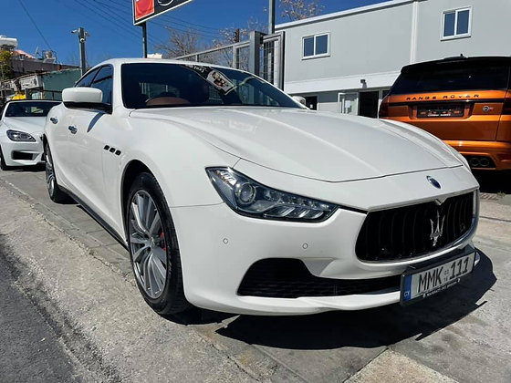 Maserati Ghibli, 2016