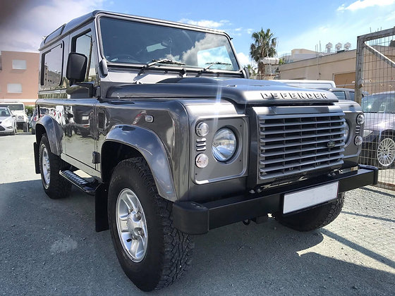 Land Rover Defender 90 (Wagon), 2016