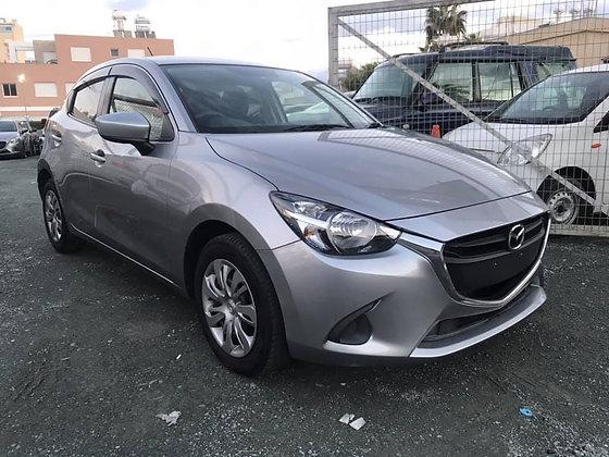 Mazda Demio, 2016