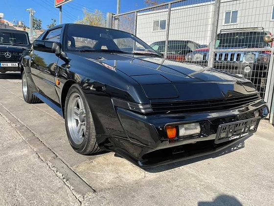 Mitsubishi Starion, 1989