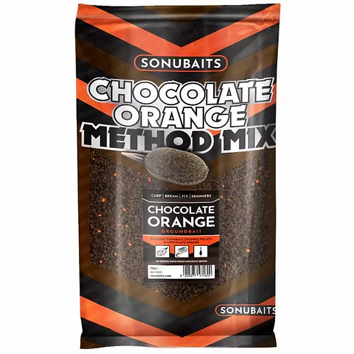 Sonubaits Chocoate Orange Method Mix
