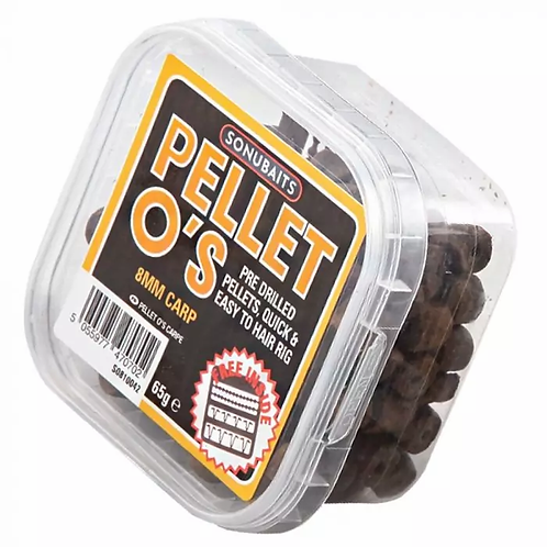 Sonubaits 8mm Pellet O's
